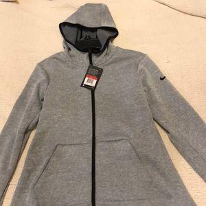 Gray Nike Jacket